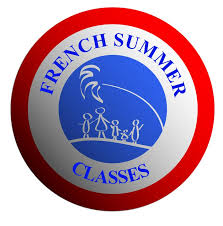 French summer classes logo