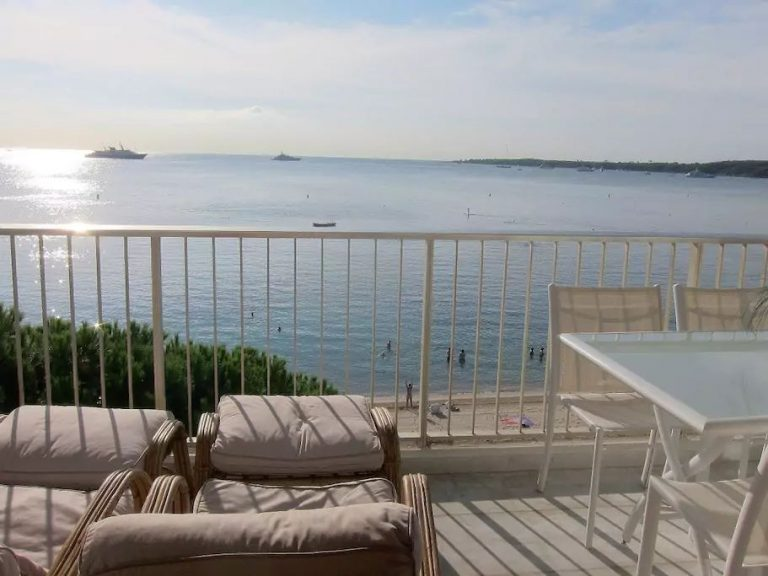 Private apartments cannes