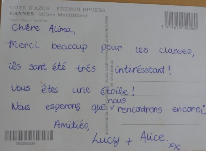 French summer courses reviews